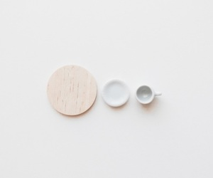 plates, simplicity, and white image