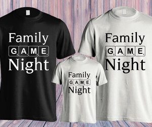 etsy, fathers day gift, and family shirts image