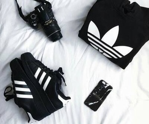adidas, canon, and case image