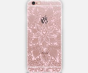 case, cover, and iphone image