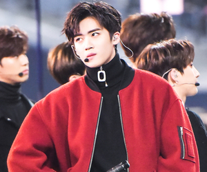 cool, handsome asian boy, and yanan image