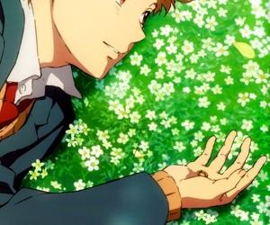 anime, boy, and kyoukai no kanata image