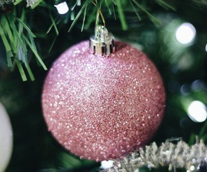 christmas and glitter image