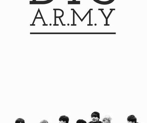 bts, army, and wallpaper image