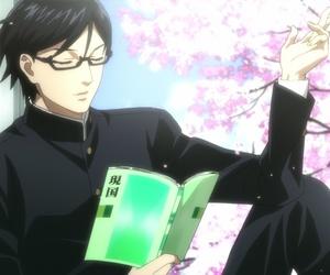anime, sakamoto desu ga, and sakamoto image