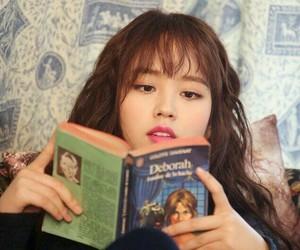 korean actress and kim so hyun image