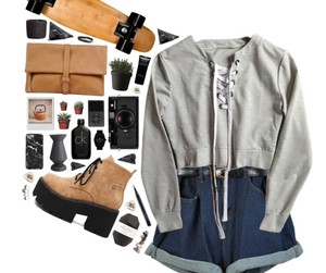 clothes, look book, and style image
