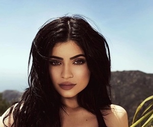 photoshoot and kylie jenner image