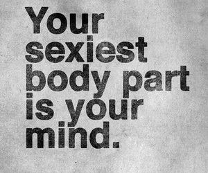 quotes, mind, and sexy image