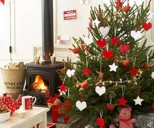 christmas, happy, and warm image