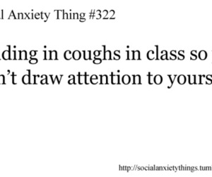 social anxiety and anxiety image