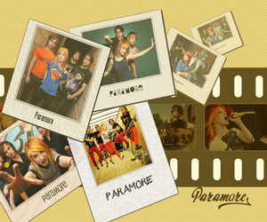 paramore and wallpaper image