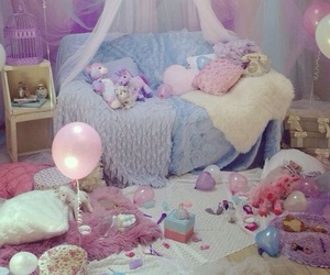 room, pastel, and kawaii image