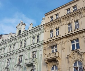 architecture, art, and czech image