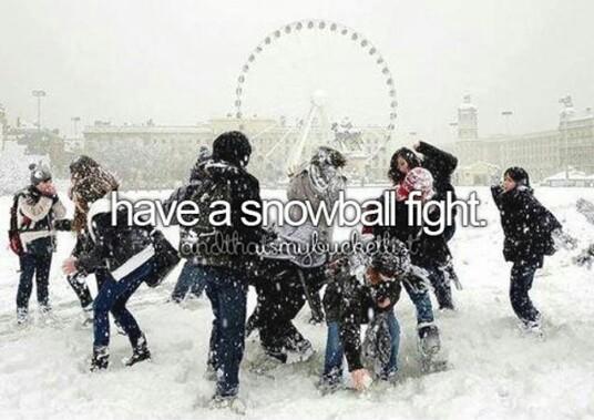 snow, winter, and fun image