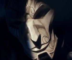 jhin, lol, and league of legends image