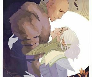 elf, elven, and solas image