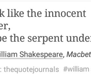 macbeth, william shakespeare, and life quotes image