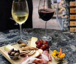 food, wine, and fashionista image