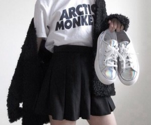 clothes, fashion, and music image