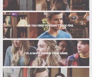 otp, girl meets world, and lucaya image