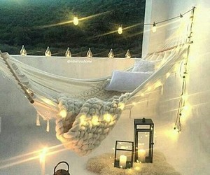 beautiful, room decor, and fairy lights image