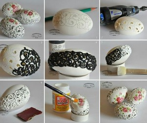 diy, egg, and easter image