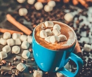 food, weihnachten, and kakao image