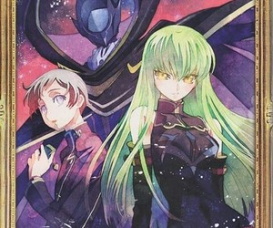 c.c., lelouch, and c2 image