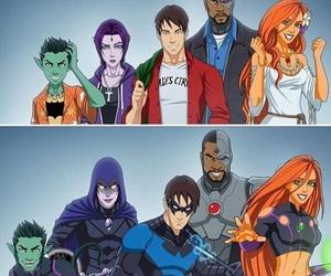 cartoon, DC, and future image