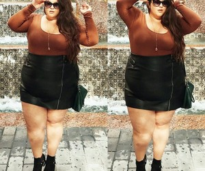 curvy, inspiration, and nataliemeansnice image