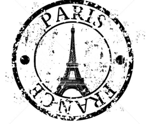 illustration and paris image