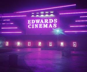 cinema, lights, and neon image