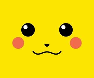 pikachu, pokemon, and yellow image