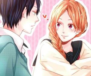 yukirin, love, and couple image