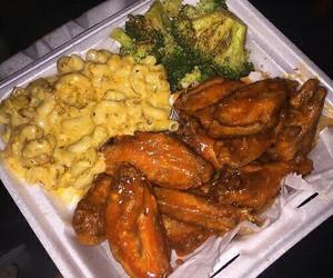 broccoli, food, and tasty image