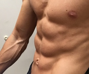 fitness, fit guys, and fitness motivation image