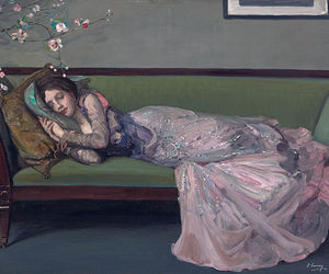 painting and sir john lavery image