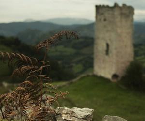 castle, landscape, and paisaje image