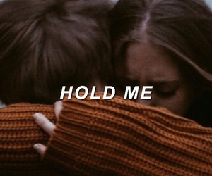 couples, hold me, and tumblr image