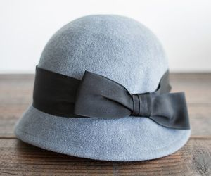 blue and hat image