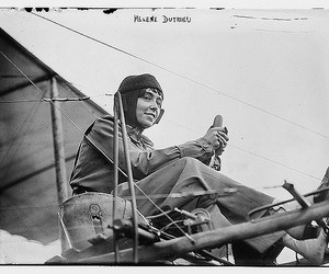 1910s, aviator, and aviators image