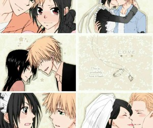 manga, anime couple, and usui takumi image