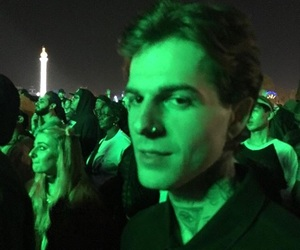 green, grunge, and jesse rutherford image