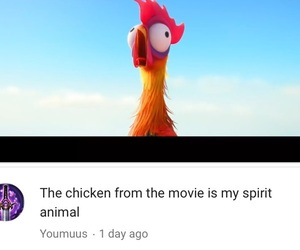Chicken, disney, and funny image