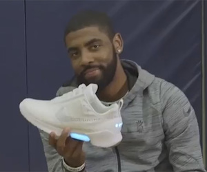 kyrie irving, nike release, and nike 2016 image