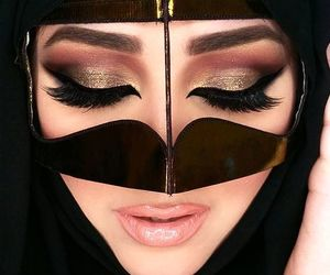 arabic, indian, and eyes image