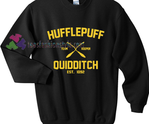 harrypotter, sweater, and sweatshirt image