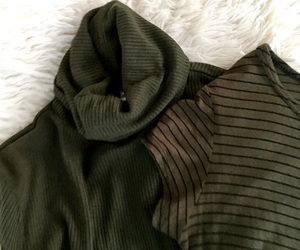 fashion, green, and army green image