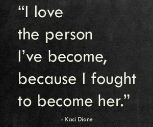 quotes, fight, and life image